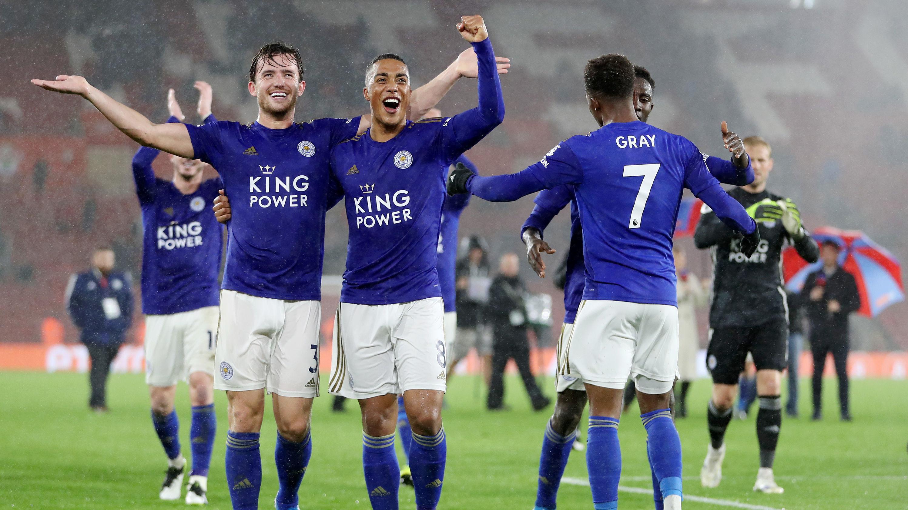 Premier League-England-Foxes-روباهها-لیگ برتر-انگلیس-لسترسیتی-Leicester City