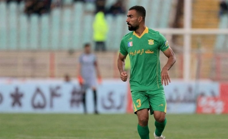 فوتبال ایران-صنعت نفت آبادان-iran football-sanat naft abadan