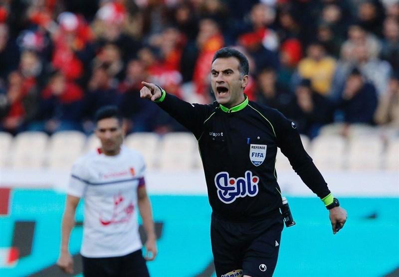 فوتبال ایران-داور-iran football-refree
