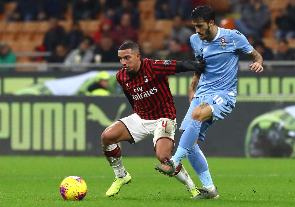 میلان-سری آ-ایتالیا-لاتزیو-الجزایر-AC Milan