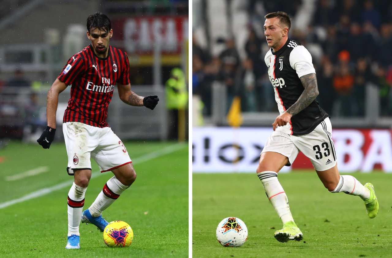 میلان-سری آ-ایتالیا-Ac Milan-یوونتوس-برزیل-Juventus