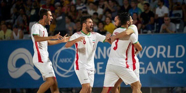 تیم ملی فوتبال ساحلی ایران-iran