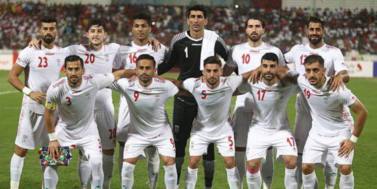 ایران-تیم ملی