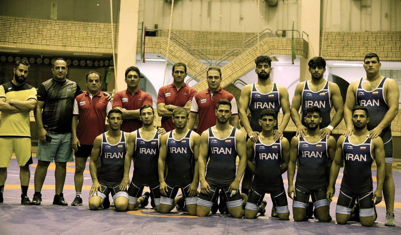 wrestling-کشتی-کشتی فرنگی-iran