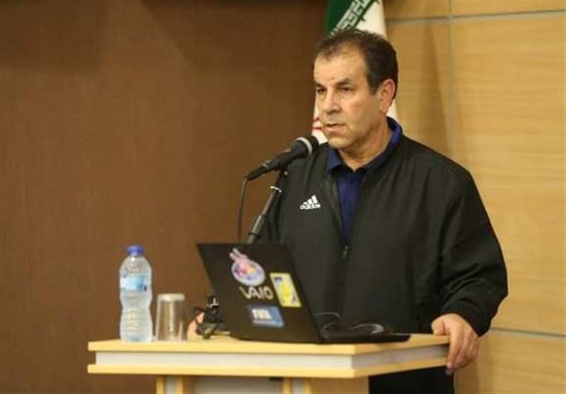 داور-referee -ایران-iran-فدراسیون فوتبال-iran football fedration