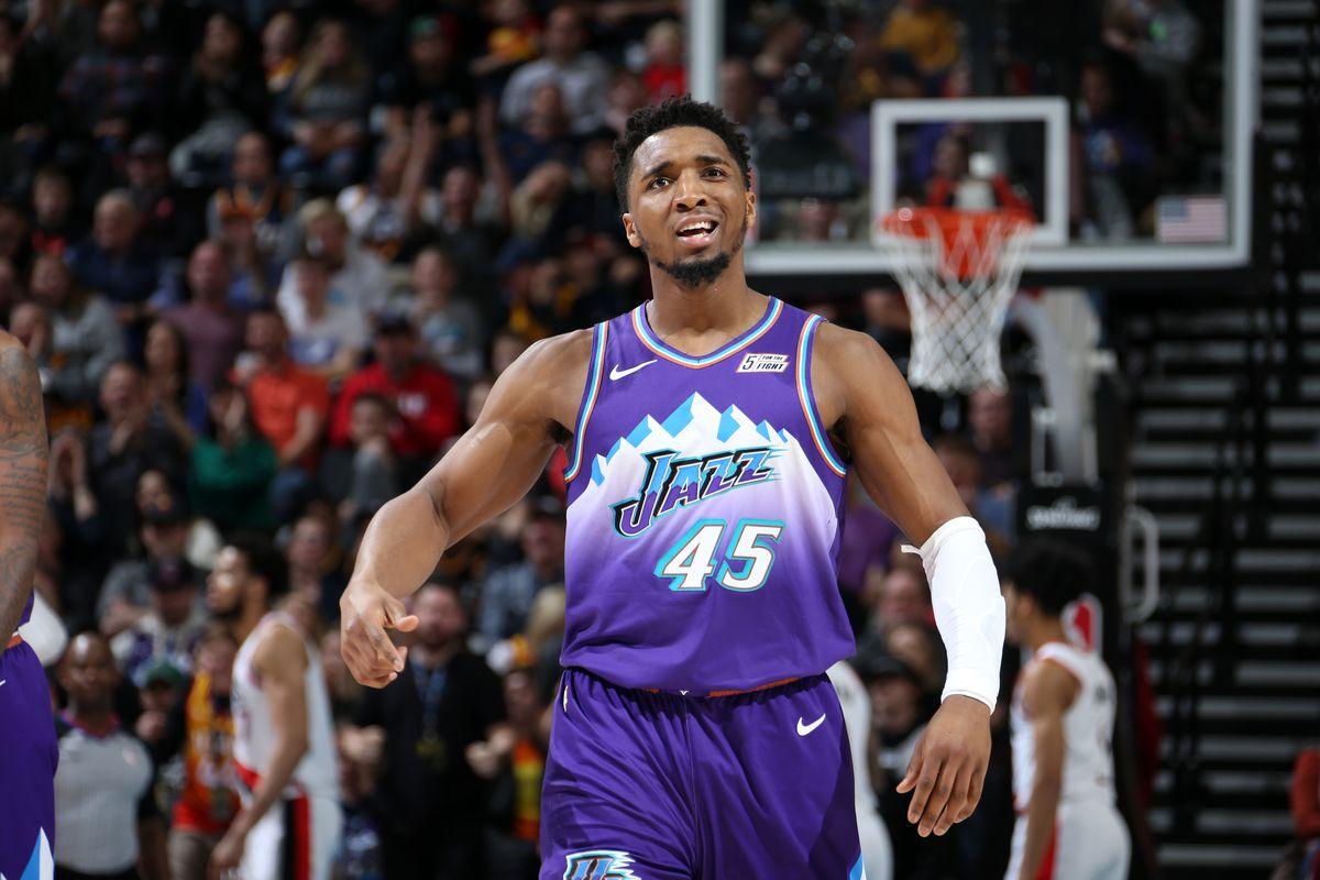 بسکتبال-یوتا-بروکلین-NBA Basketball