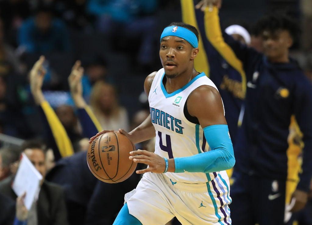 بسکتبال-هورنتس-اوکلاهاما سیتی تاندر-NBA Basketball