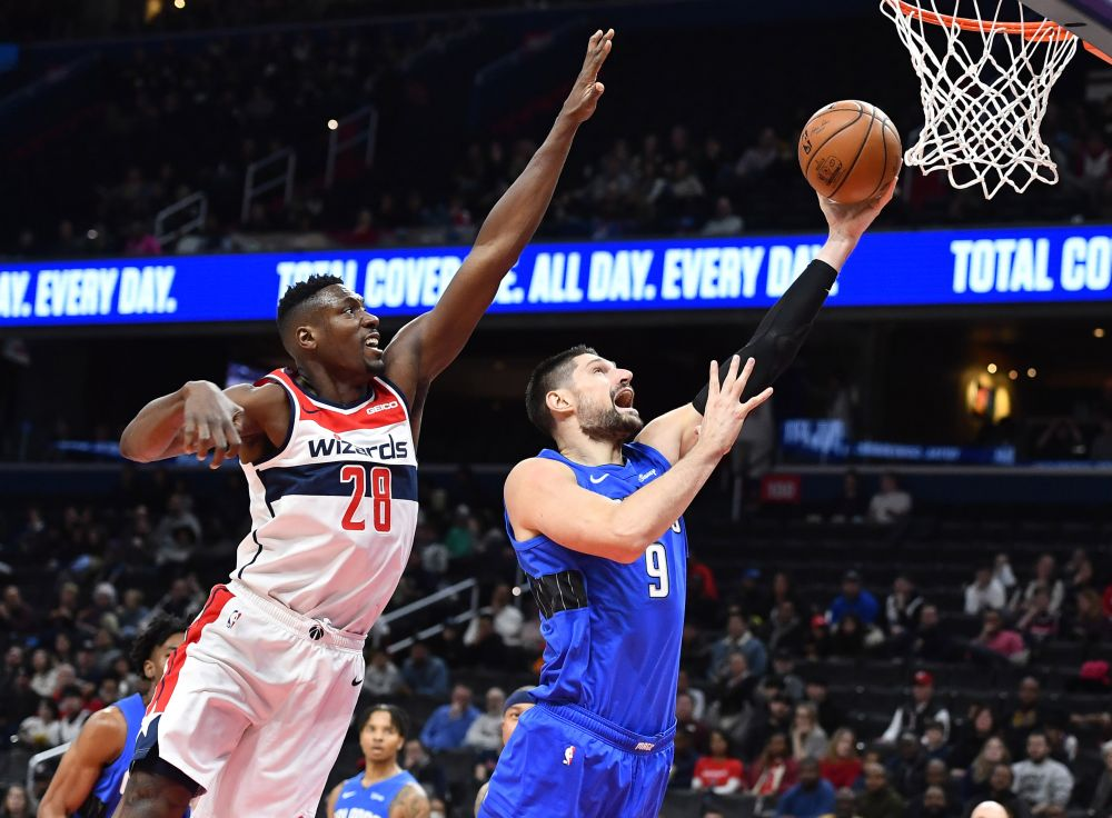 بسکتبال-واشینگتن ویزاردز-اورلاندو مجیک-NBA Basketball