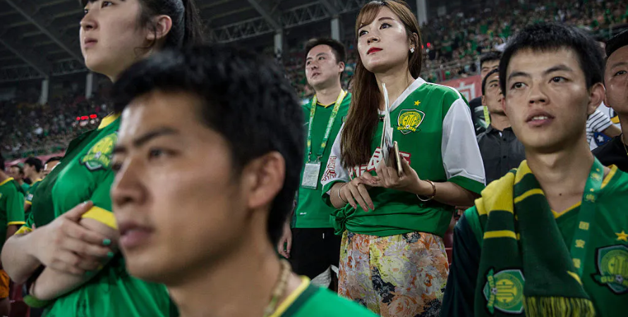 سوپرلیگ چین-چین-فدراسیون فوتبال چین-فوتبال