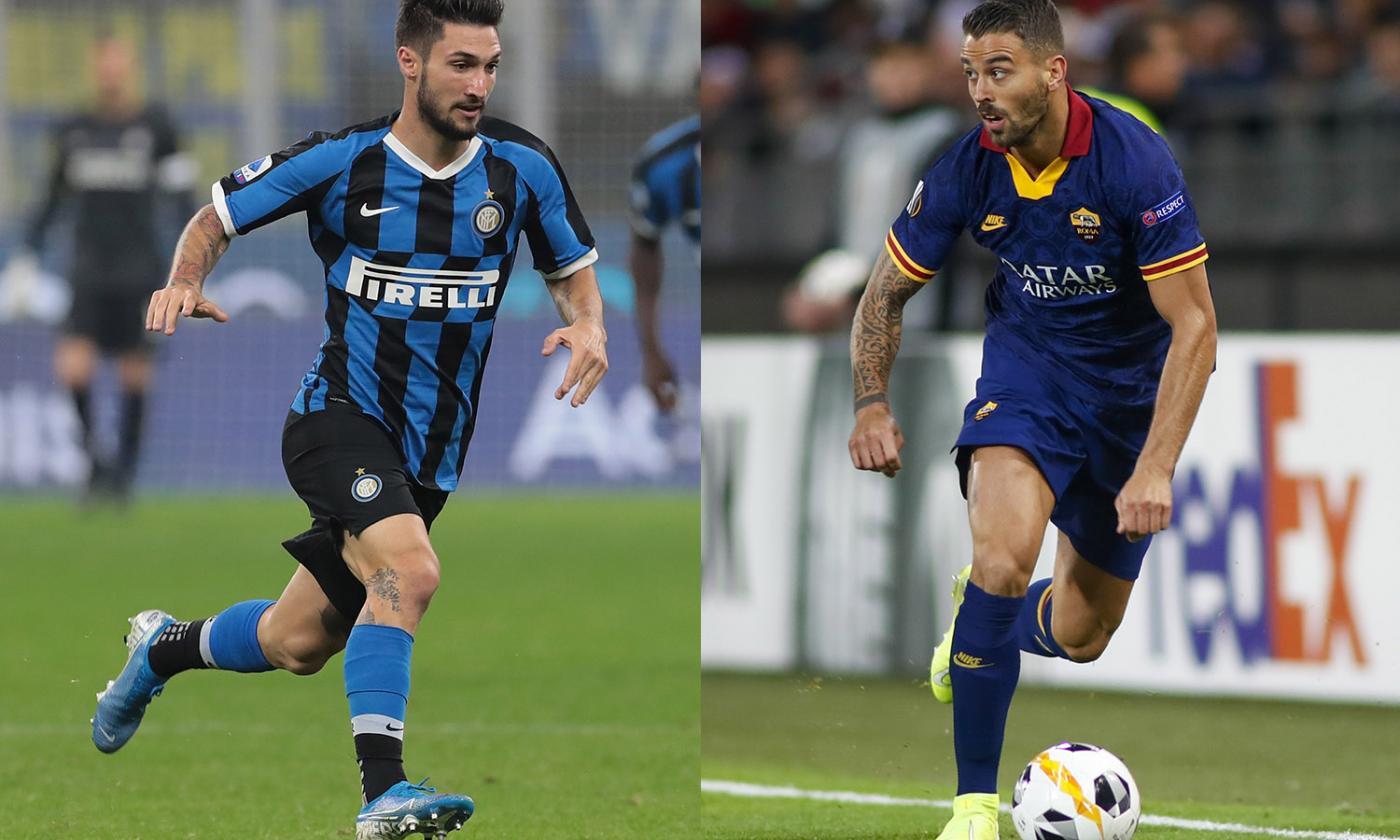 اینتر-آاس رم-سری آ-ایتالیا-Italy-Serie A-AS Roma-Inter