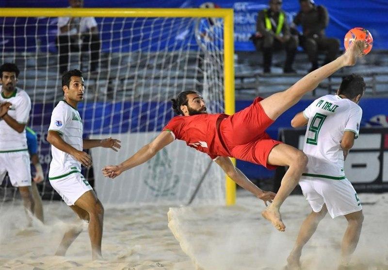 فوتبال ساحلی-beach football