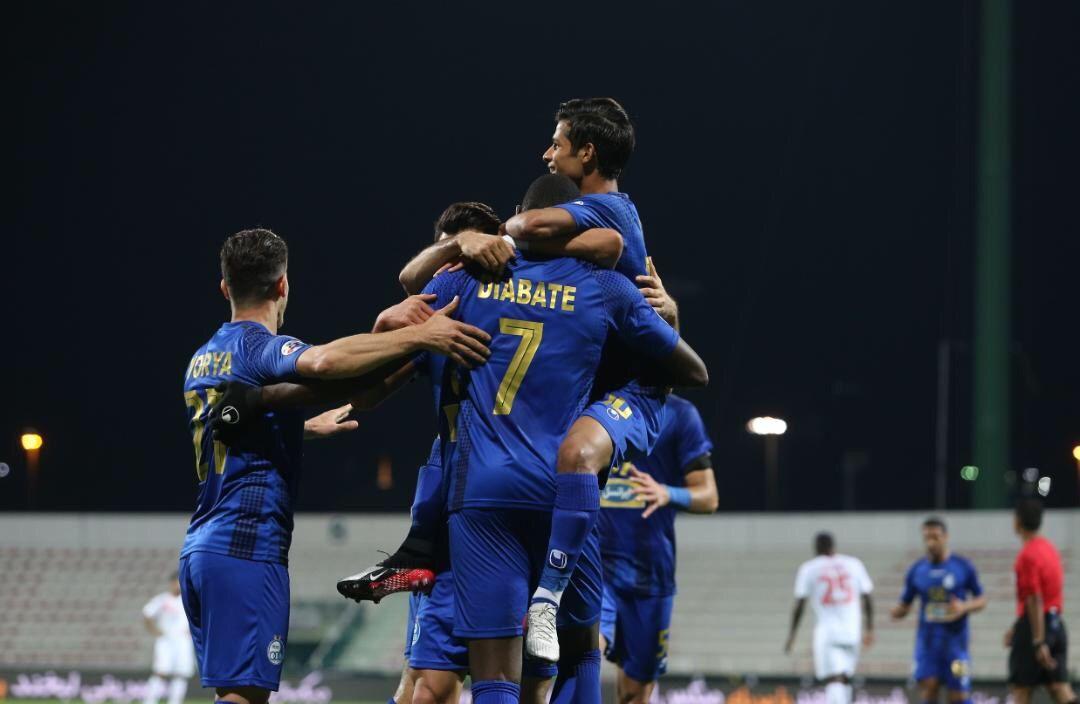لیگ قهرمانان آسیا -استقلال-esteghlal fc- asian championsleague