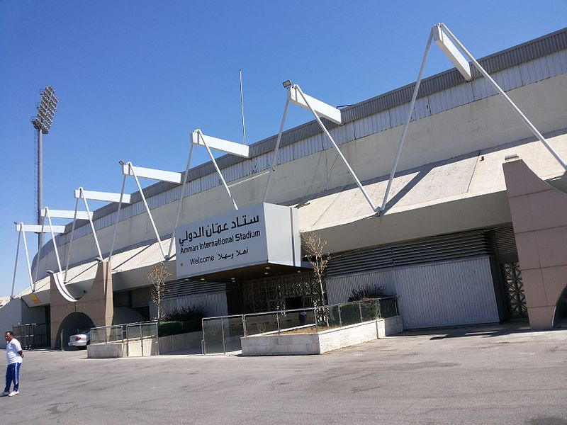 Amman International Stadium