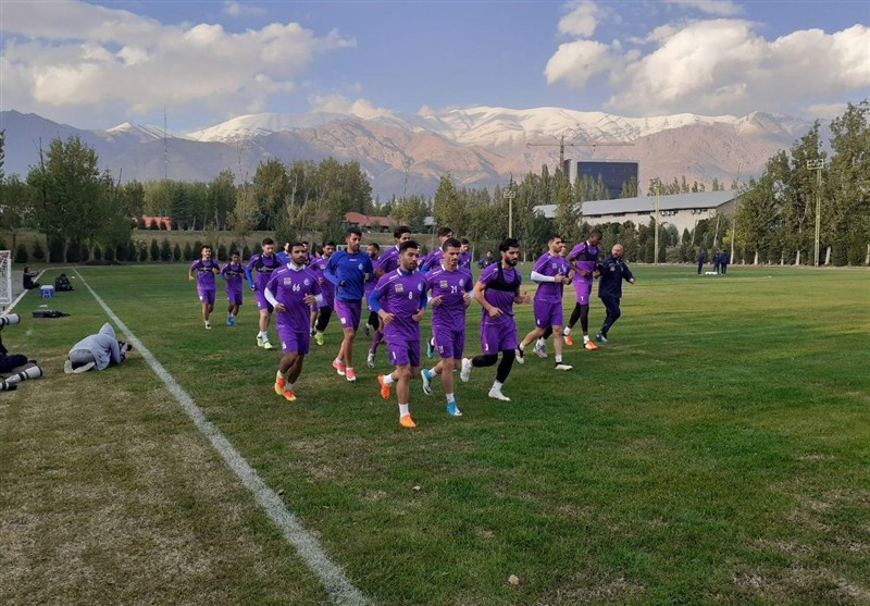استقلال-تمرین استقلال-گزارش تمرین استقلال-Esteghlal F.C