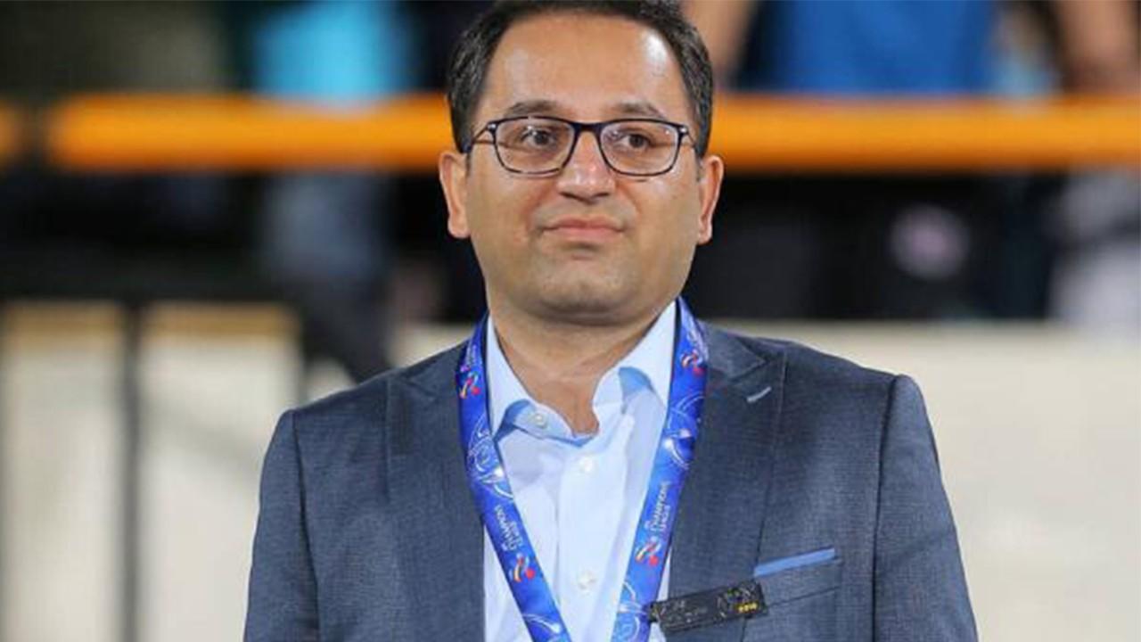 فوتبال-فدراسیون فوتبال-تیم ملی فوتبال ایران-سخنگوی فدراسیون فوتبال