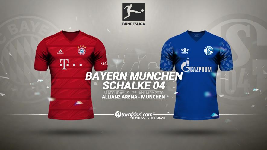 بوندس لیگا-بایرن مونیخ-شالکه-Bundesliga