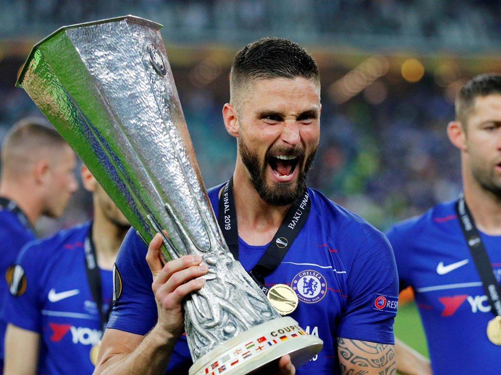 چلسی-مهاجم چلسی-لیگ اروپا-فرانسه-Chelsea