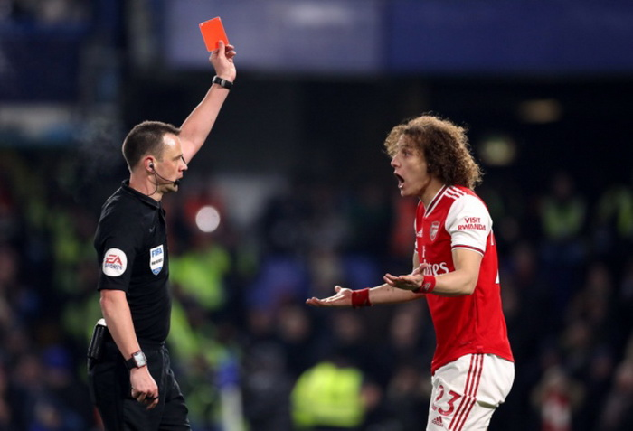 برزیل-انگلستان-آرسنال-کارت قرمز-لیگ برتر-Brazil-england-premier league-Arsenal-Red card