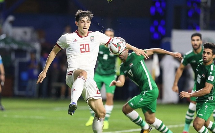 فوتبال ایران-تیم ملی فوتبال ایران-Iran National Football Team