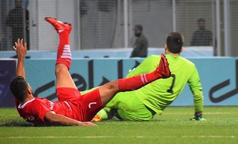 لیگ برتر-جام خلیج فارس-نساجی--Iran Pro League