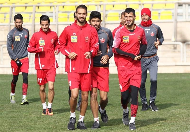ایران-پرسپولیس-تمرینات پرسپولیس-ورزشگاه شهید کاظمی-Shahid Kazemi Stadium