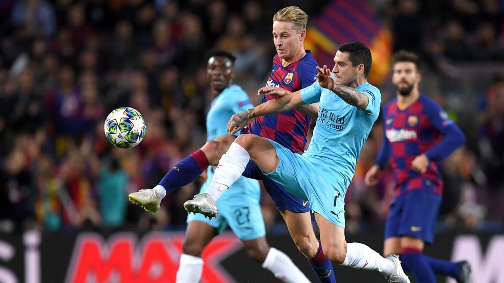 بارسلونا-اسلاویا پراگ-لیگ قهرمانان اروپا-Champions League-Barcelona-اسپانیا-Spain