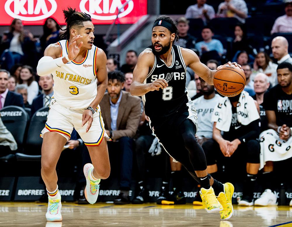 اخبار بسکتبال NBA - نتایج مسابقات NBA - هایلایت بازی های NBA - کنفرانس غرب NBA - گلدن استیت وریرز - سن آنتونیو اسپرز - پتی میلز