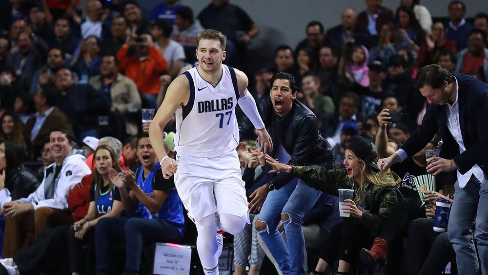 اخبار بسکتبال NBA - نتایج مسابقات NBA - هایلایت بازی های NBA - کنفرانس غرب NBA - لوکا دانچیچ - دالاس ماوریکس