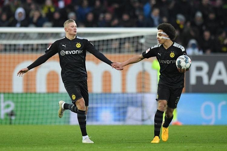بلژیک- نروژ-دورتموند-بوندس لیگا-Dortmund
