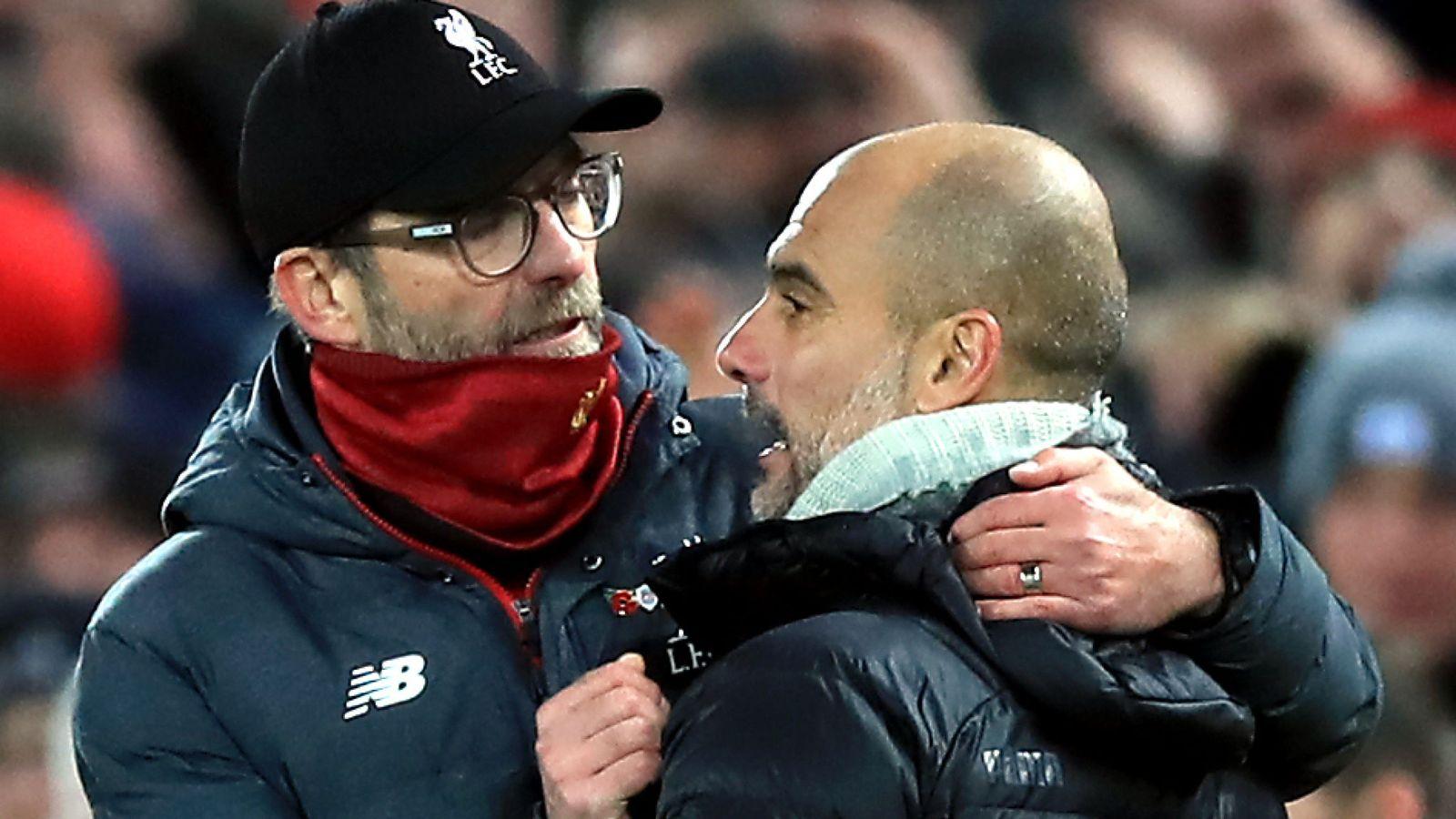 انگلستان-لیگ برتر-منچسترسیتی-لیورپول-Man City-Liverpool