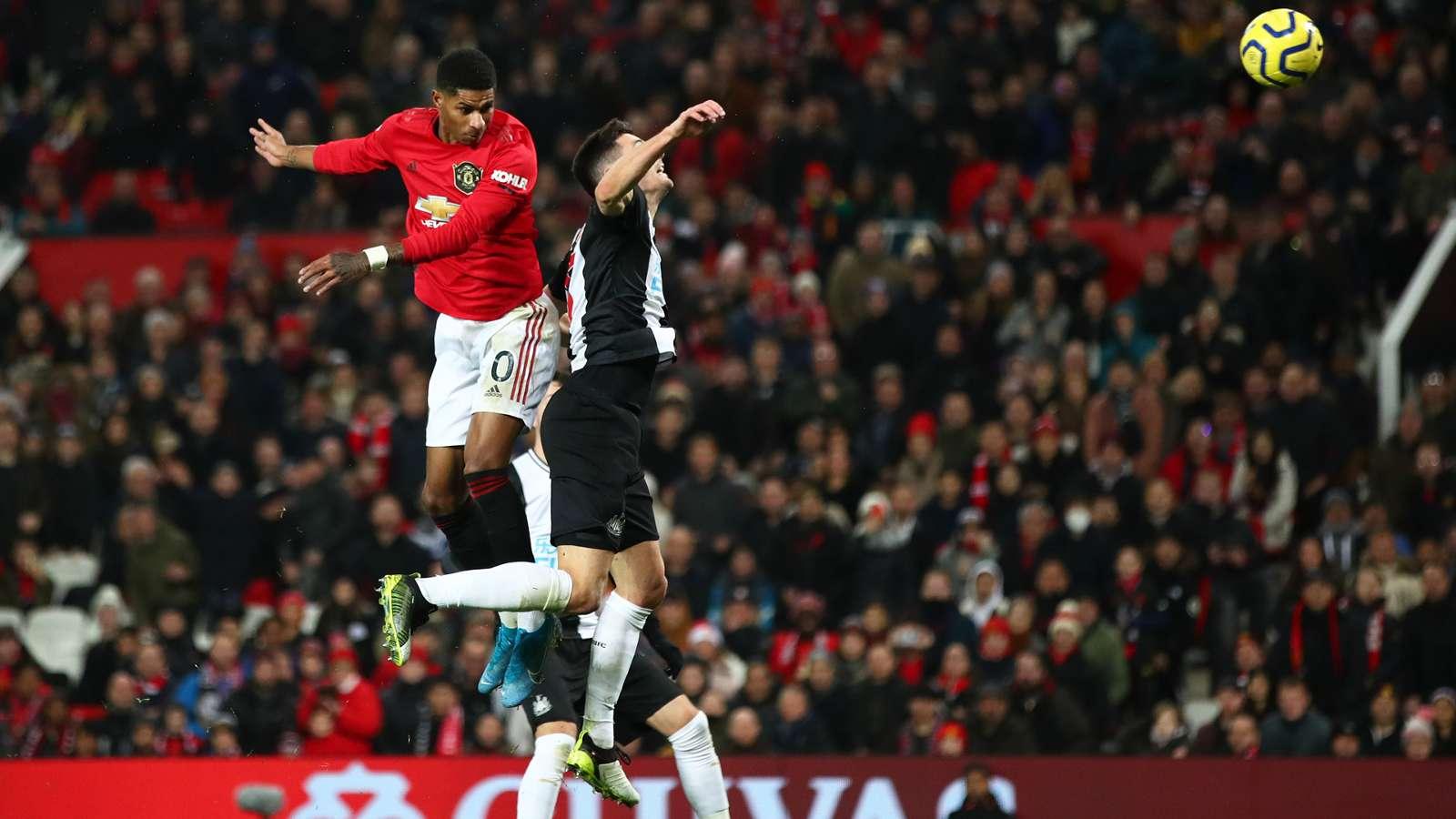 انگلیس-لیگ برتر-منچستریونایتد-نیوکاسل-Manchester United