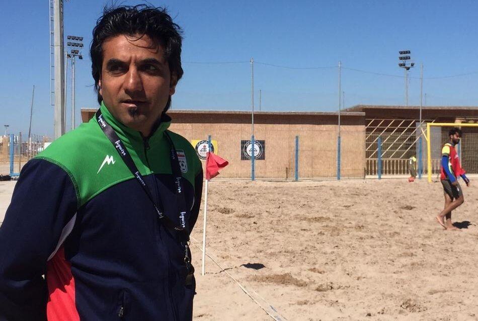 سرمربی تیم ملی فوتبال ساحلی-تیم ملی فوتبال ساحلی-جام بین قاره ای فوتبال ساحلی-iran national beach football
