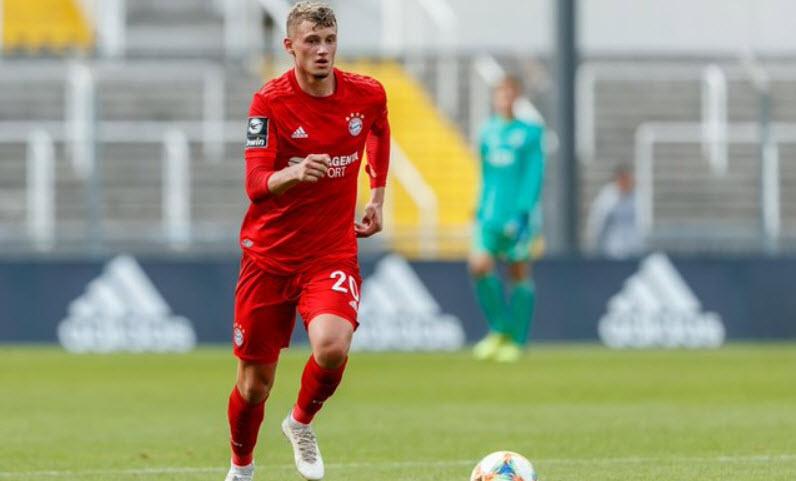 آلمان-بایرن مونیخ-نقل و انتقالات ژانویه-انتقال کویزانس-Bayern munich