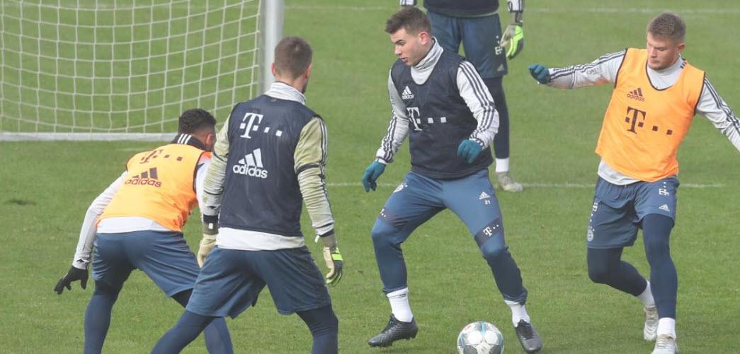 آلمان-بایرن مونیخ-تمرینات بایرن مونیخ-مصدومان بایرن مونیخ-Bayern Munich
