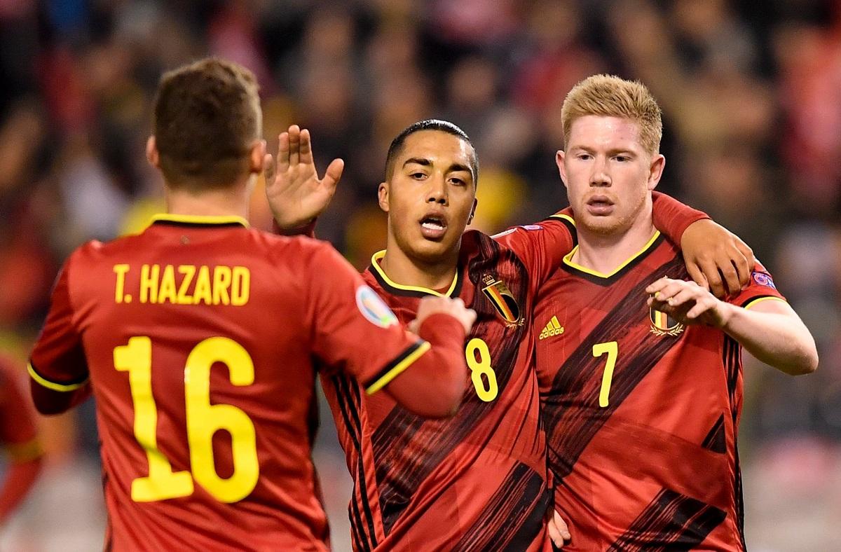 تیم ملی بلژیک - مقدماتی یورو 2020 - بازی مقابل قبرس