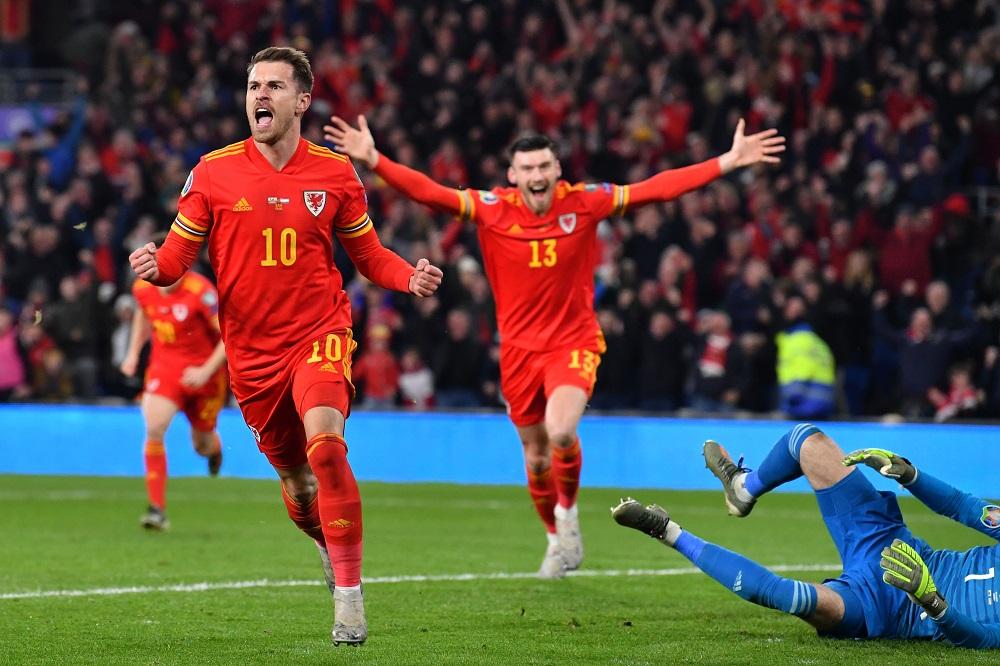 ولز - مقدماتی یورو 2020 - گلزنی مقابل مجارستان