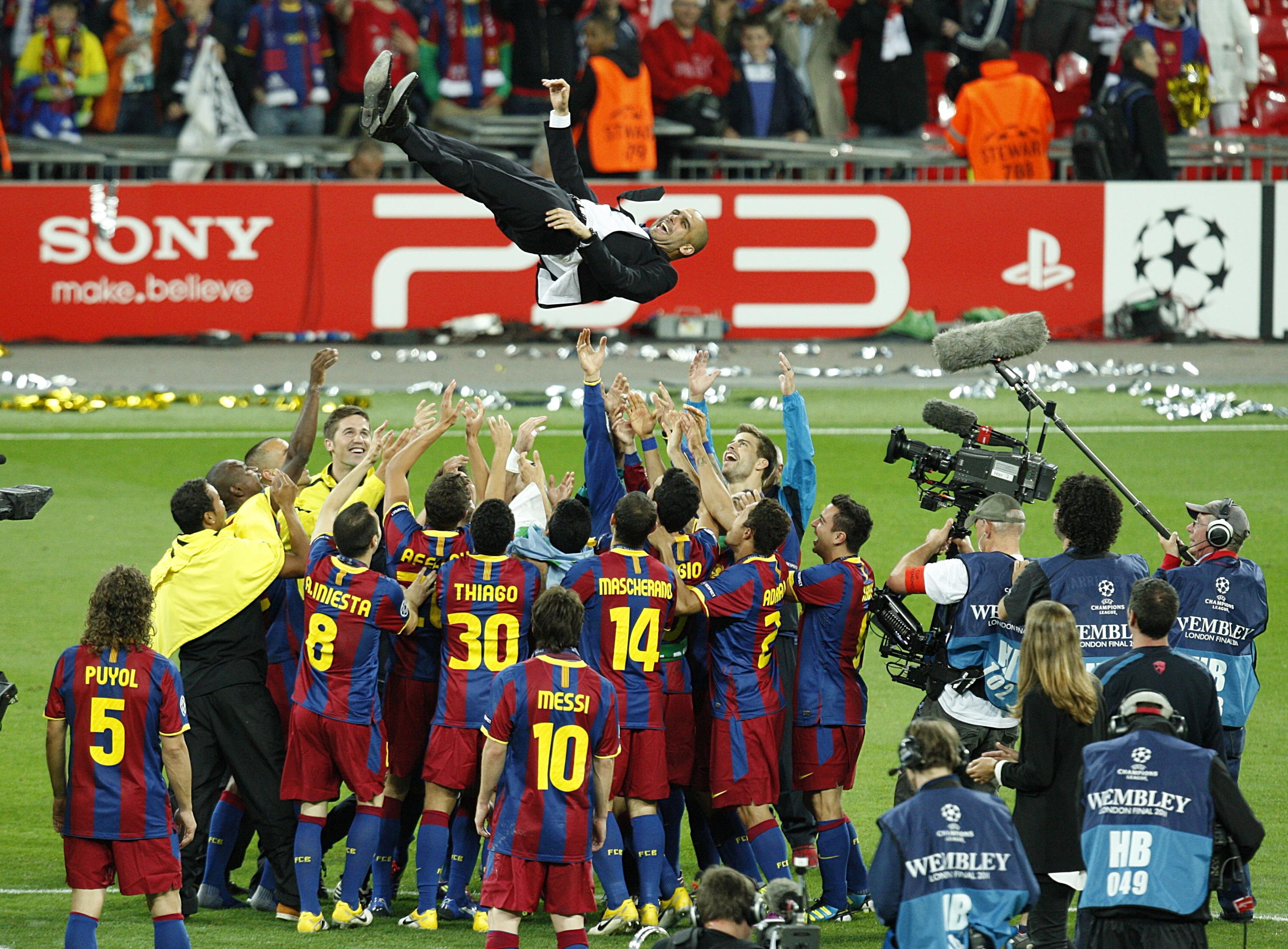 لیگ قهرمانان اروپا 2010/11